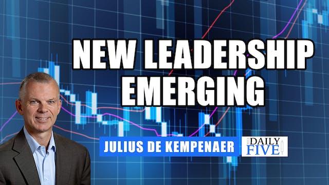 New Leadership Emerging | Julius de K...