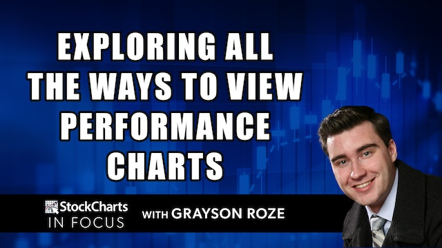 Exploring All The Ways To View Performance Charts   Grayson Roze (04.16)
