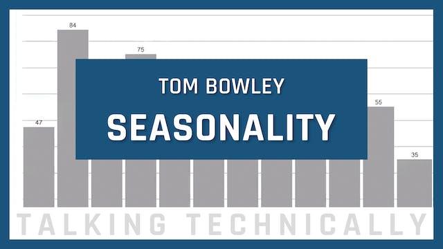 Seasonality | Tom Bowley