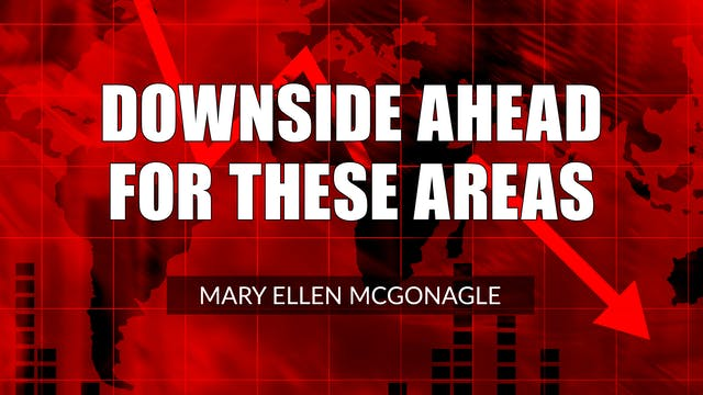 Downside Ahead For These Areas! | Mar...