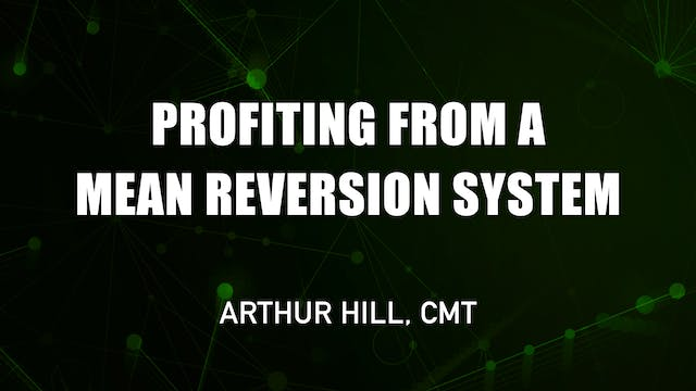 Profiting From a Mean Reversion Syste...