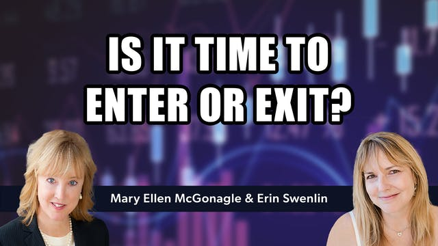 Is it Time to Enter or Exit? | Erin S...