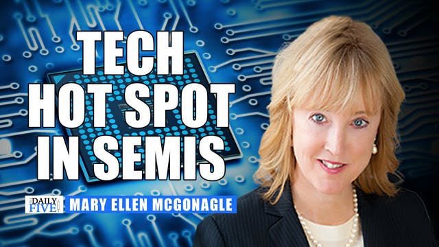 Semiconductors Are The Technology Sec...