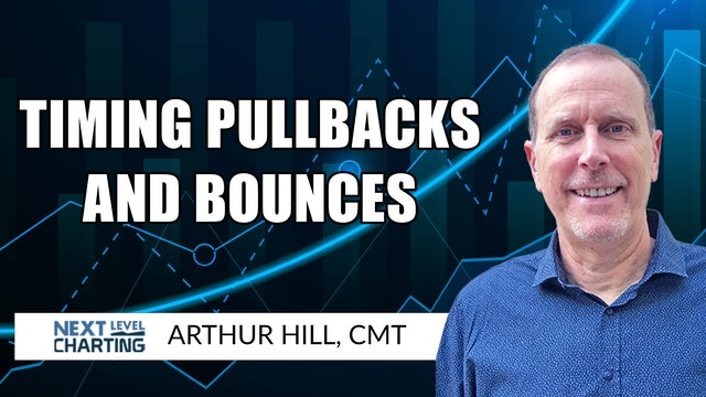Timing Pullbacks and Bounces Within Uptrends | Arthur Hill, CMT (02.11)