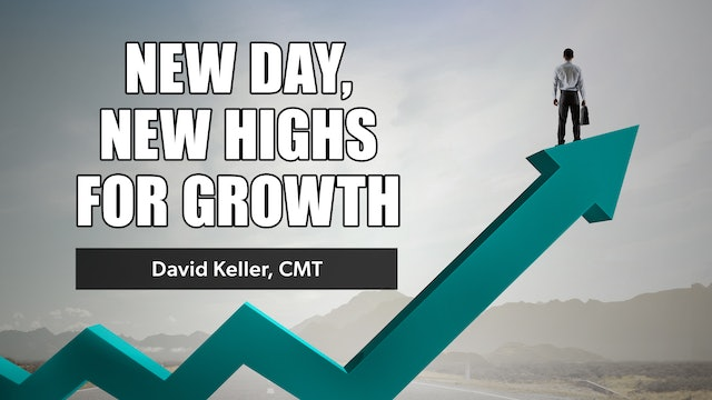 New Day, New Highs for Growth | David Keller, CMT (06.24)