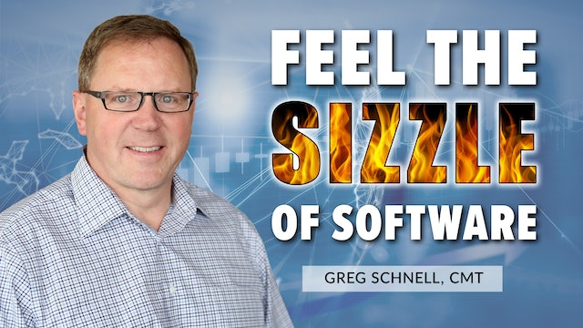 Feel The Sizzle Of Software | Greg Schnell, CMT (09.01)