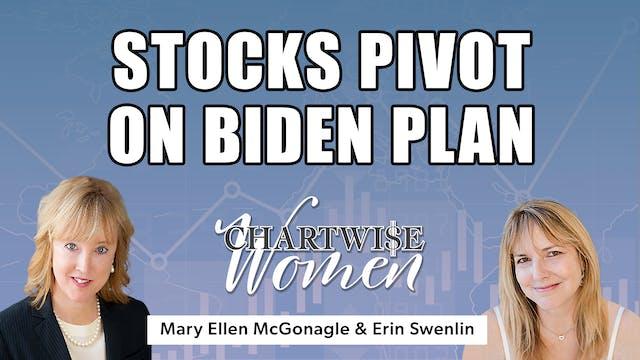 Stocks Pivot on Biden Plan | Erin Swe...