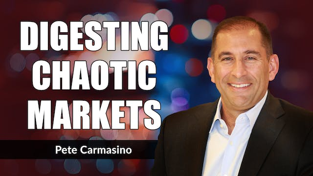 Digesting Chaotic Markets | Pete Carm...