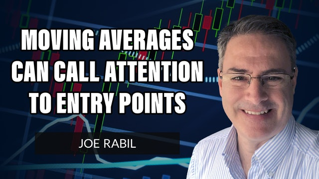 Moving Averages Call Attention To Entry Points For Buys | Joe Rabil (09.16)