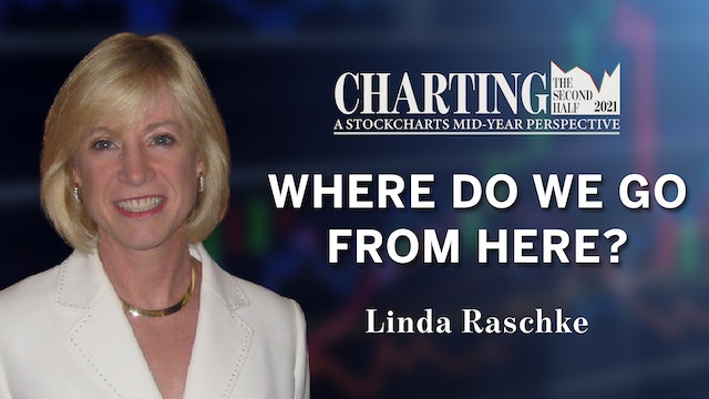 Where Do We Go From Here? | Linda Raschke | Charting the Second Half 2021