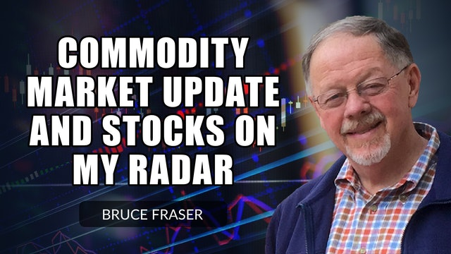 Commodity Market Update | Bruce Fraser With Guest Andrew Cardwell (10.01)