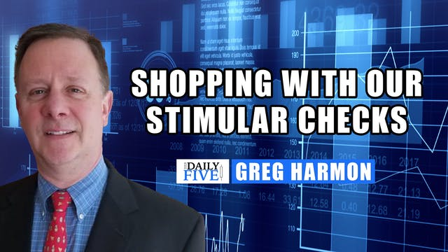 Shopping With Our Stimulus Checks | G...