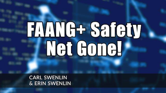 FAANG+ Safety Net Gone! | Carl Swenli...