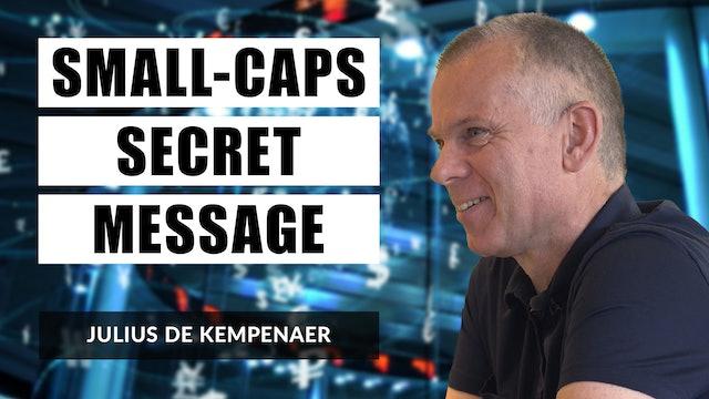 Small-Caps Secret Message | Julius de Kempenaer (03.02)