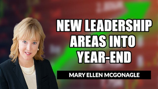 New Leadership Areas Into Year-End | ...