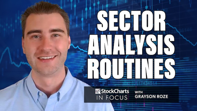 Sector Analysis Routines For Cap & Equal-Weight Variants   Grayson Roze