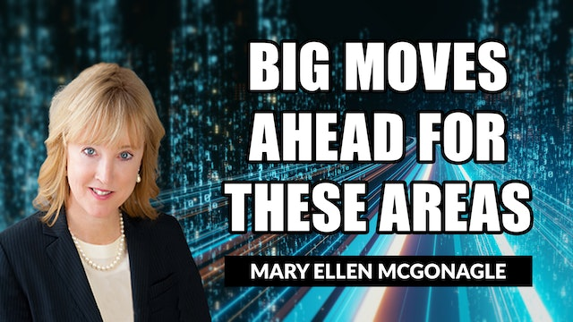 Big Moves Ahead for These Areas! | Mary Ellen McGonagle (03.12)