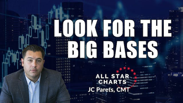 Look for the Big Bases | JC Parets, C...