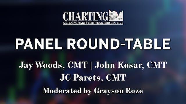 Charting the Second Half Panel | JC P...