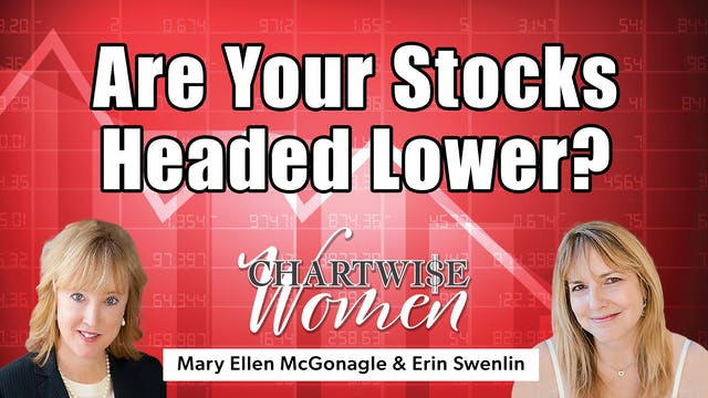 Are Your Stocks Headed Lower? | Mary ...