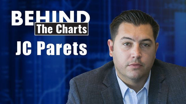 Behind the Charts: JC Parets, All Star Charts (Sn1 Ep2)