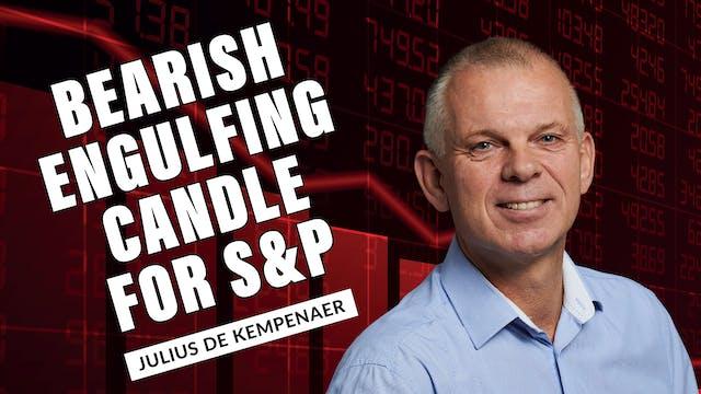 Bearish Engulfing Candle for S&P500 |...