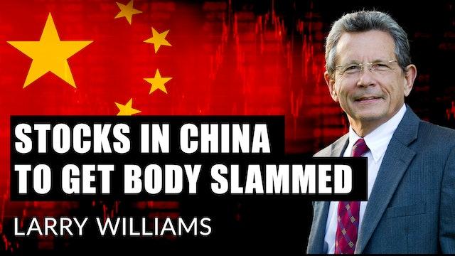 Stocks In China To Get Body-Slammed (07.31.20)
