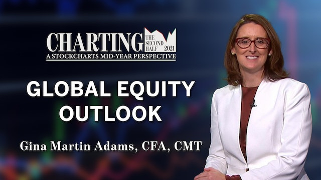 Global Equity Outlook | Gina Martin Adams, CMT | Charting the Second Half 2021