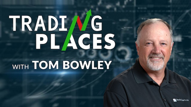 Trading Places with Tom Bowley