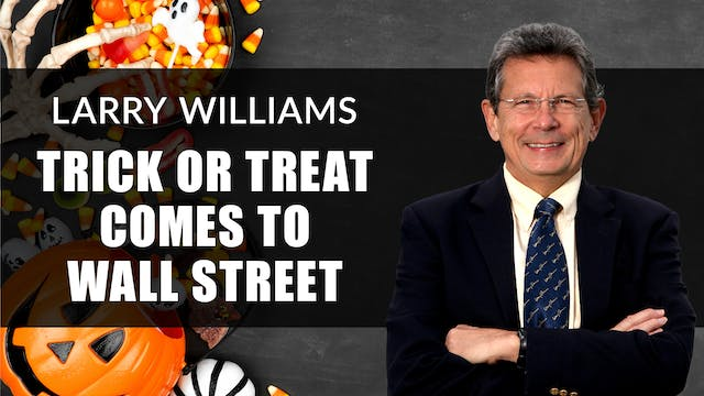 Trick Or Treat Comes To Wall Street |...