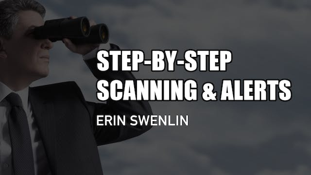 Step-by-Step Scanning and Alerts | Er...