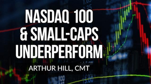 Nasdaq 100 and Small-caps Underperform | Arthur Hill, CMT (05.20)
