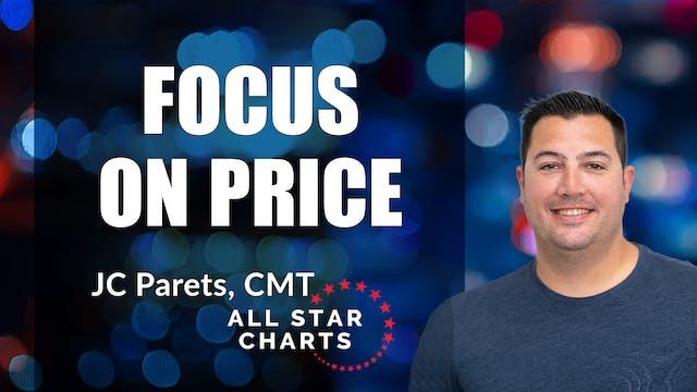 Focus On Price | JC Parets, CMT  (04.28)
