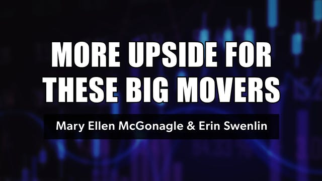 More Upside for These Big Movers | Ma...