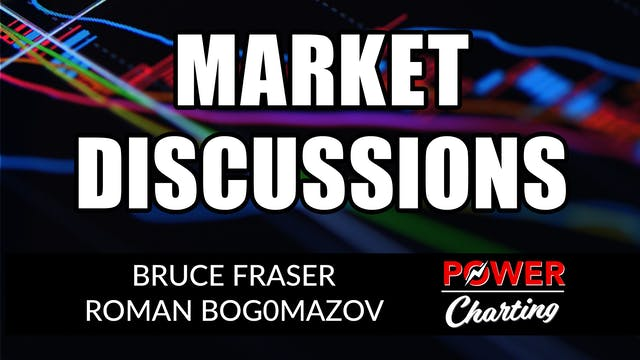 Market Discussions with Roman | Bruce...