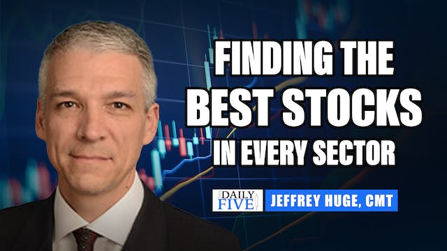 Finding The Best Stocks In Every Sect...