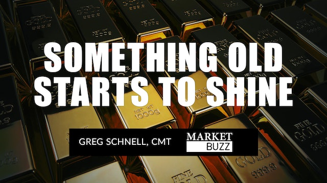 Something Old Starts to Shine | Greg Schnell, CMT (04.07)