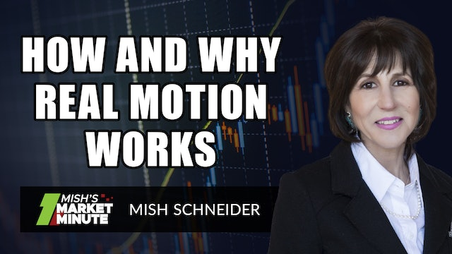 How and Why Real Motion Works | Mish Schneider