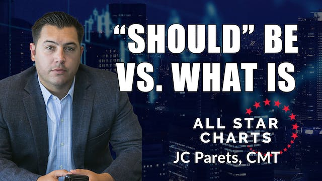 """What """"Should"""" Be Versus What Is 