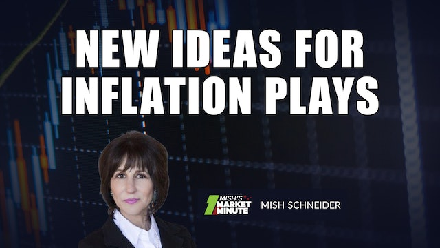 New Ideas For Inflation Plays That You Need To See | Mish Schneider (10.01)