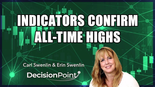 Indicators Confirm All-Time Highs | Carl Swenlin & Erin Swenlin (04.05)