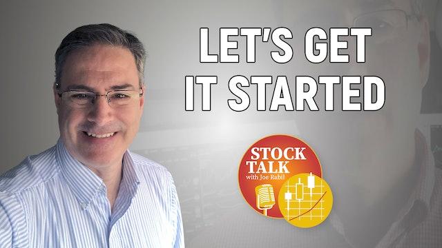 Let's Get it Started! | Joe Rabil (06.17)
