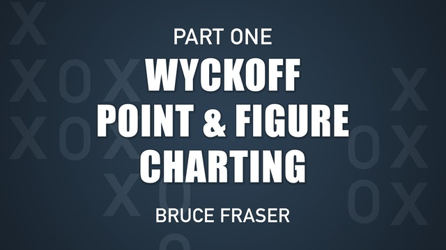 Wyckoff Point and Figure Charting Tutorial: Part One   Bruce Fraser