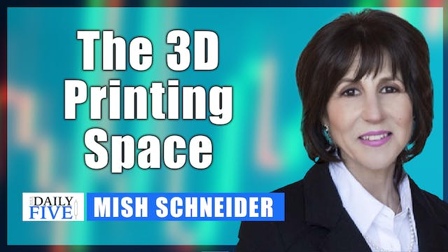 The 3D Printing Space | Mish Schneide...