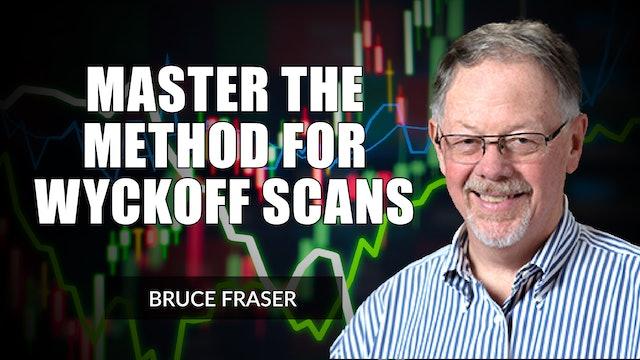 Master The  Method For Wyckoff Scans | Bruce Fraser