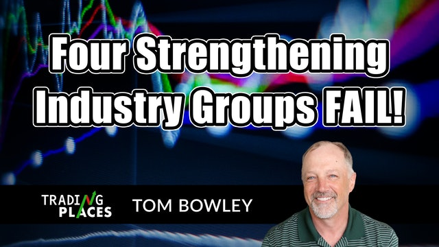 4 Strengthening Industry Groups FAIL | Tom Bowley (04.15)
