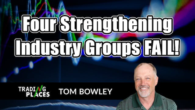 4 Strengthening Industry Groups FAIL ...