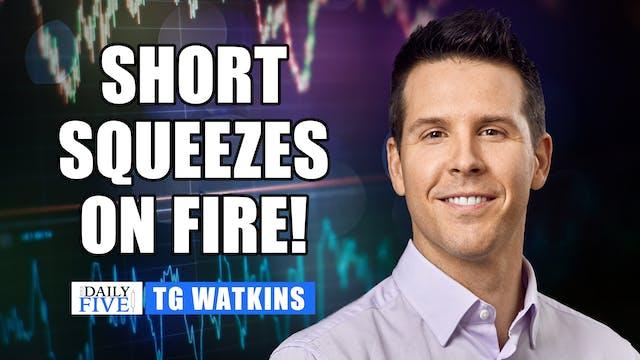 Short Squeezes On Fire Despite Poor M...