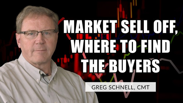 As The Market Sells Off, Where To Find The Buyers | Greg Schnell, CMT (09.29)