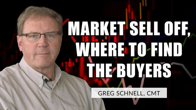 As The Market Sells Off, Where To Fin...